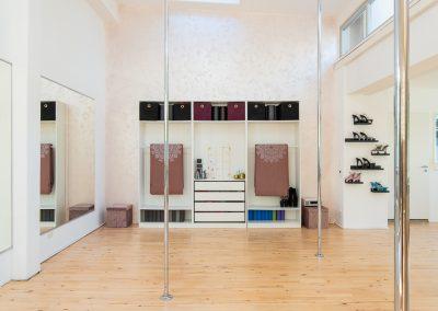 Poledance Studio Raum 1